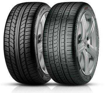 P Zero Rosso Tires